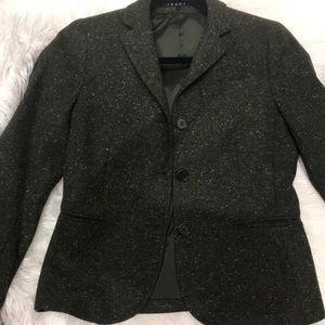 Theory suit ( blazer + skirt)